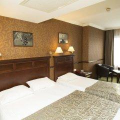 Topkapi Inter Istanbul Hotel 4* Стандартный номер с двуспальной кроватью фото 3