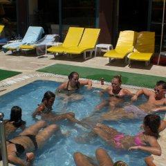 Отель Lila Apart Alanya бассейн