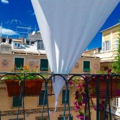Отель I Tetti Di Genova B&B Италия, Генуя - отзывы, цены и фото номеров - забронировать отель I Tetti Di Genova B&B онлайн балкон