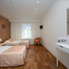 Сити Комфорт Отель 3* Стандартный номер с 2 отдельными кроватями фото 21