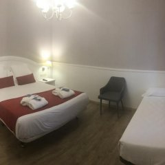 Отель Balneari Vichy Catalan 3* Стандартный номер разные типы кроватей фото 4