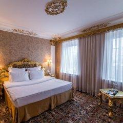 Hotel Petrovsky Prichal Luxury Hotel&SPA 5* Стандартный номер разные типы кроватей фото 7