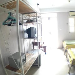 Отель Roof View Place 2* Стандартный номер с двуспальной кроватью фото 12