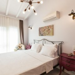 Отель Alacaat Butik Otel 2* Номер Делюкс фото 4