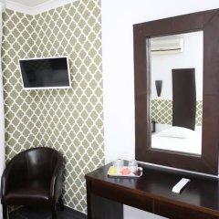 Отель Vila Cacela 3* Улучшенный номер разные типы кроватей фото 7