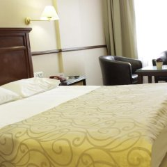 Topkapi Inter Istanbul Hotel 4* Стандартный номер с двуспальной кроватью фото 44