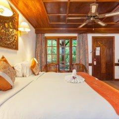 Отель Tropica Bungalow Resort 3* Стандартный номер с различными типами кроватей фото 6