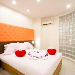 Grand Bella Hotel 4* Улучшенный номер с различными типами кроватей фото 10