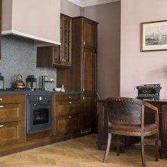 Отель PixelHome Kamienica Pisarzy Улучшенные апартаменты с различными типами кроватей фото 28