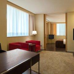 Hotel Silken Puerta de Valencia 4* Полулюкс с различными типами кроватей фото 5