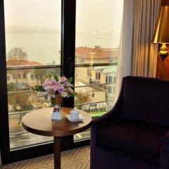Anjer Hotel Bosphorus - Special Class 4* Стандартный номер с различными типами кроватей фото 7