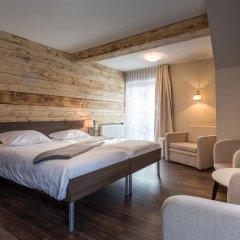 Отель Walkowy Dwor Закопане комната для гостей фото 2