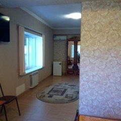 Гостевой дом Теплый номерок Люкс с различными типами кроватей