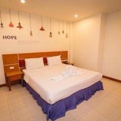 Отель Fulla Place сейф в номере