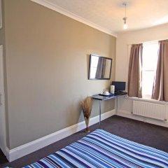 Brighton Youth Hostel Номер Делюкс с различными типами кроватей фото 2