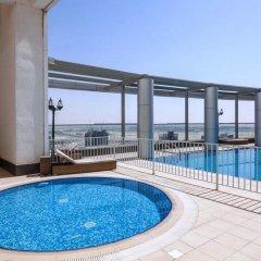 Апартаменты One Perfect Stay Studio Burj Al Nujoom бассейн фото 2