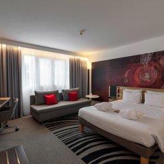 Отель Novotel Muenchen City Мюнхен комната для гостей фото 15