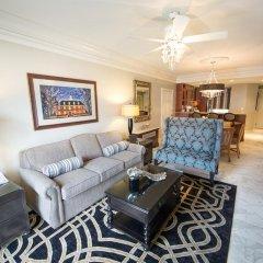 Отель Holiday Inn Club Vacations Williamsburg Resort комната для гостей фото 4