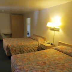 Отель Four Corners Inn 2* Люкс с различными типами кроватей фото 3
