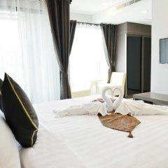 Picnic Hotel Bangkok 3* Стандартный номер с различными типами кроватей