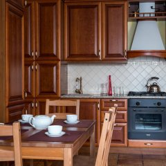 Апарт Отель Холидэй 3* Коттедж разные типы кроватей фото 8