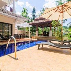 Отель Luxury villa in Laguna Village by Indreams бассейн