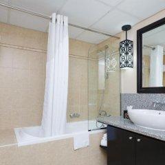 Отель Holiday Inn Dubai - Al Barsha 4* Представительский номер с различными типами кроватей фото 4
