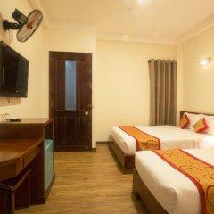 Ngoc Minh Hotel 2* Улучшенный номер с различными типами кроватей