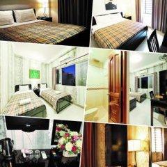 Nguyen Khang Hotel 2* Номер Делюкс с двуспальной кроватью фото 11