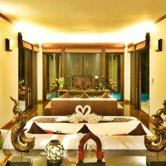 Отель Korsiri Villas 4* Вилла Премиум с различными типами кроватей фото 47