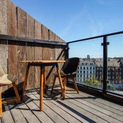 Отель Manon Les Suites Дания, Копенгаген - отзывы, цены и фото номеров - забронировать отель Manon Les Suites онлайн балкон