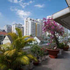 Апартаменты Song Hung Apartments балкон