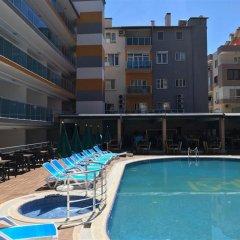 Arsi Enfi City Beach Hotel бассейн