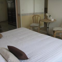 Отель Hôtel La Fiancée Du Pirate 3* Стандартный номер с различными типами кроватей фото 8