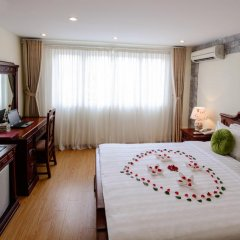 Hanoi Chic Hotel комната для гостей фото 2