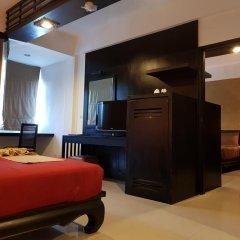 Отель Eastin Easy Siam Piman 4* Номер Делюкс