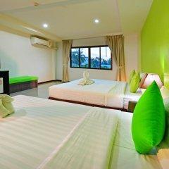 Отель Lada Krabi Residence 2* Номер категории Эконом с различными типами кроватей фото 7