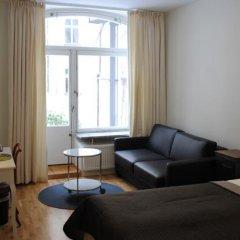 Отель August Strindberg Hotell комната для гостей фото 3