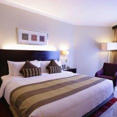 Отель Best Western Premier Deira 4* Улучшенный номер с различными типами кроватей фото 3