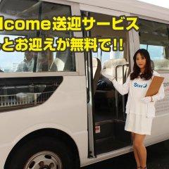 Отель Stay Ropponmatsu Фукуока городской автобус