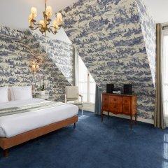 Hotel Mayfair Paris Номер Делюкс фото 4