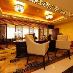Howard Johnson Paragon Hotel Beijing интерьер отеля фото 3