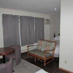 Отель Chalet Continental Motel комната для гостей фото 3