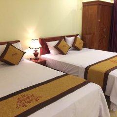 Отель Thang Long Guesthouse Стандартный номер с различными типами кроватей фото 2