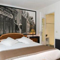 Отель Hôtel Atelier Vavin 3* Стандартный номер с различными типами кроватей фото 19