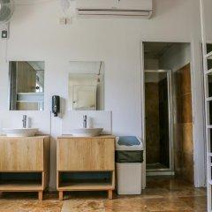 Inhawi Hostel Кровать в женском общем номере с двухъярусной кроватью фото 2