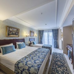 Rast Hotel 3* Стандартный семейный номер с двуспальной кроватью