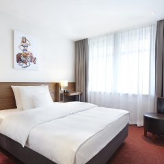 Hotel Hafen Hamburg 4* Стандартный номер разные типы кроватей фото 8