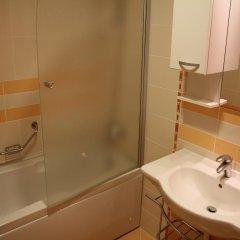 Отель GT Emerald Resort & SPA Apartments Болгария, Равда - отзывы, цены и фото номеров - забронировать отель GT Emerald Resort & SPA Apartments онлайн ванная