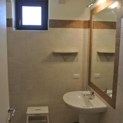Отель Agriturismo Asfodelo Альтамура ванная